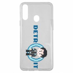 Чохол для Samsung A20s Connor from the game Detroit: Become a Man