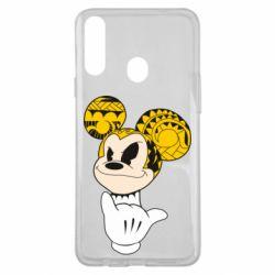 Чохол для Samsung A20s Cool Mickey Mouse