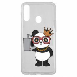 Чохол для Samsung A20s Cool panda