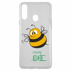 Чохол для Samsung A20s Crazy Bee