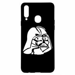 Чехол для Samsung A20s Darth Vader