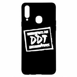 Чохол для Samsung A20s DDT (ДДТ)
