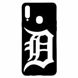 Чохол для Samsung A20s Detroit Eminem