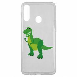 Чехол для Samsung A20s Dino toy story
