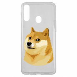 Чохол для Samsung A20s Doge