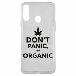 Чехол для Samsung A20s Dont panic its organic