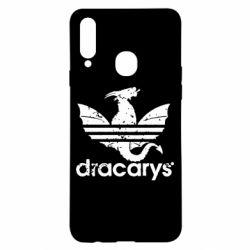 Чохол для Samsung A20s Dracarys