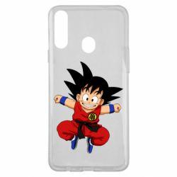 Чохол для Samsung A20s Dragon ball Son Goku