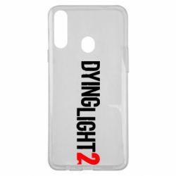 Чохол для Samsung A20s Dying Light 2 logo