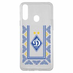 Чехол для Samsung A20s Dynamo logo and ornament