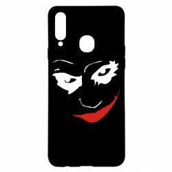 Чохол для Samsung A20s Джокер