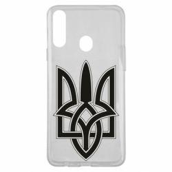 Чохол для Samsung A20s Emblem  16