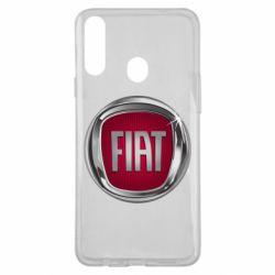 Чохол для Samsung A20s Emblem Fiat