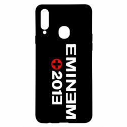 Чохол для Samsung A20s Eminem 2013