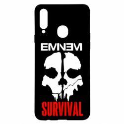 Чохол для Samsung A20s Eminem Survival