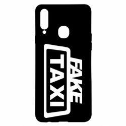 Чохол для Samsung A20s Fake Taxi