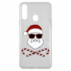 Чохол для Samsung A20s Fashionable Santa