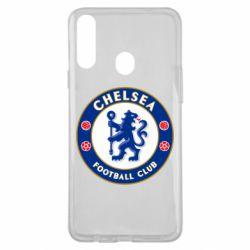 Чехол для Samsung A20s FC Chelsea