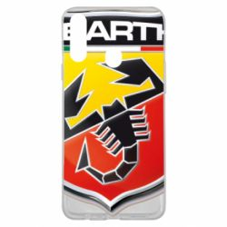 Чехол для Samsung A20s FIAT Abarth