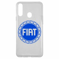 Чохол для Samsung A20s Fiat logo