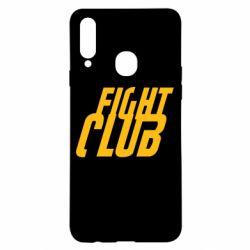 Чохол для Samsung A20s Fight Club