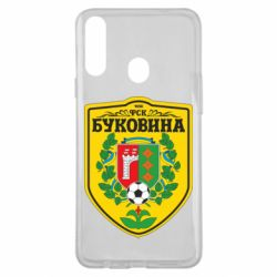 Чехол для Samsung A20s ФК Буковина Черновцы