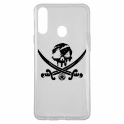 Чохол для Samsung A20s Flag pirate
