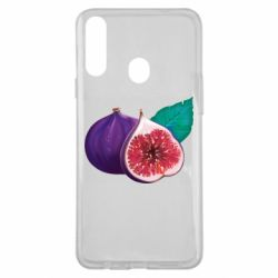 Чехол для Samsung A20s Fruit Fig