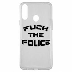 Чохол для Samsung A20s Fuck The Police До біса поліцію