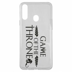 Чохол для Samsung A20s Game of thrones stylized logo