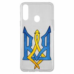 "Чехол для Samsung A20s Герб ""Арт"""