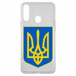 Чехол для Samsung A20s Герб неньки-України