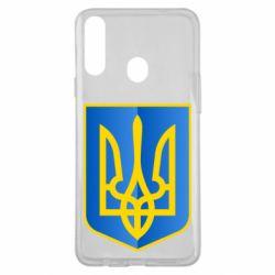 Чехол для Samsung A20s Герб України 3D