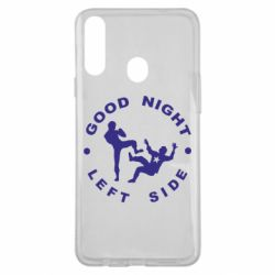 Чехол для Samsung A20s Good Night
