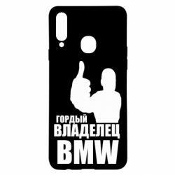 Чохол для Samsung A20s Гордий власник BMW
