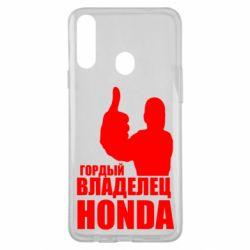 Чохол для Samsung A20s Гордий власник HONDA