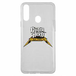 Чохол для Samsung A20s Guitar Hero Metallica