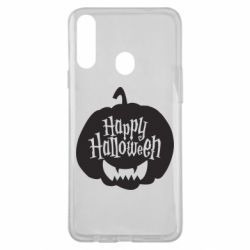Чохол для Samsung A20s Happy halloween smile