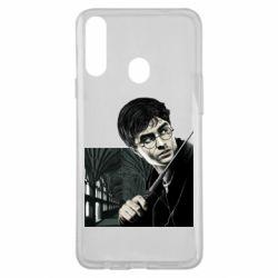 Чехол для Samsung A20s Harry Potter