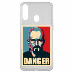 Чохол для Samsung A20s Heisenberg Danger