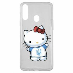 Чехол для Samsung A20s Hello Kitty UA