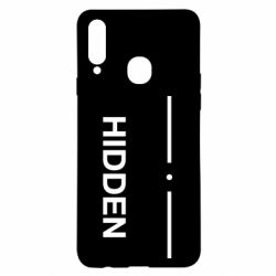 Чохол для Samsung A20s Hidden
