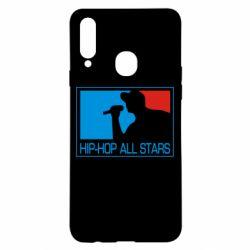 Чохол для Samsung A20s Hip-hop all stars