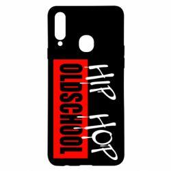 Чохол для Samsung A20s Hip Hop oldschool