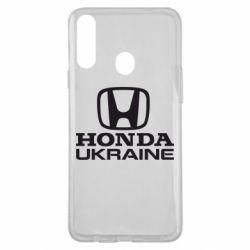 Чехол для Samsung A20s Honda Ukraine