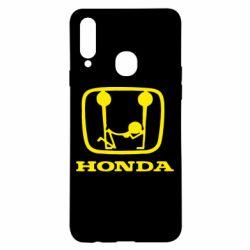 Чехол для Samsung A20s Honda