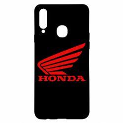 Чохол для Samsung A20s Honda