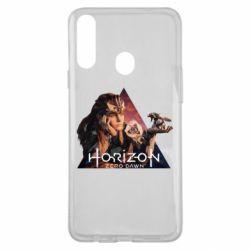 Чохол для Samsung A20s Horizon Zero Dawn