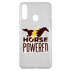 Чехол для Samsung A20s Horse power