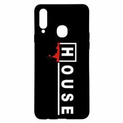 Чохол для Samsung A20s House